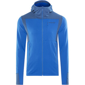Norrøna M's Falketind Warm1 Stretch Zip Hoodie Hot sapphire